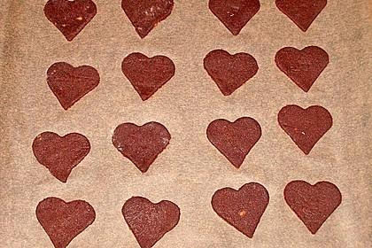 Gefüllte Schokoladenplätzchen 4