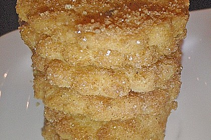 Knusprige Zimt - Zucker Stäbchen 37
