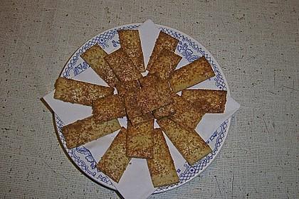 Knusprige Zimt - Zucker Stäbchen 51