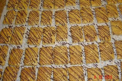 Knusprige Zimt - Zucker Stäbchen 48