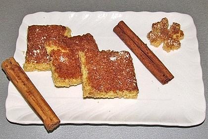 Knusprige Zimt - Zucker Stäbchen 14