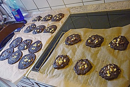 Triple Chocolate Cookies 26