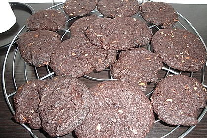Triple Chocolate Cookies 34