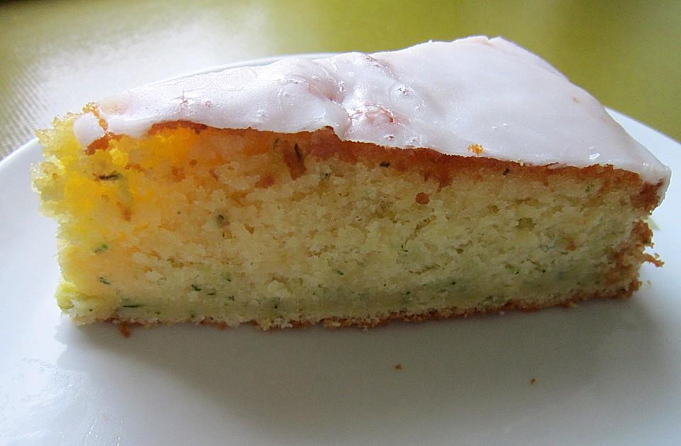 Zitronen Zucchini Kuchen Von Chili78 Chefkoch De
