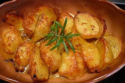 Ofenkartoffeln mit Feuer 4