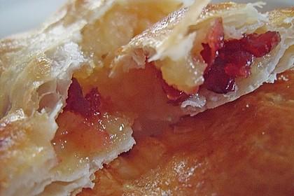 Apfel - Blätterteig - Taschen 10