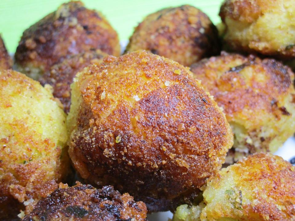Fabelhaft Kartoffel - Fischbällchen von Schokomaus01 | Chefkoch &VE_17