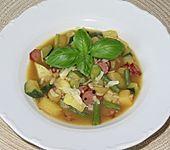 Gemüsesuppe Mailänder Art (Bild)