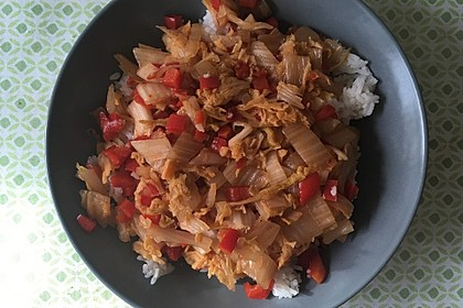 Chinakohl - Gemüse
