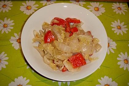 Chinakohl - Gemüse 7