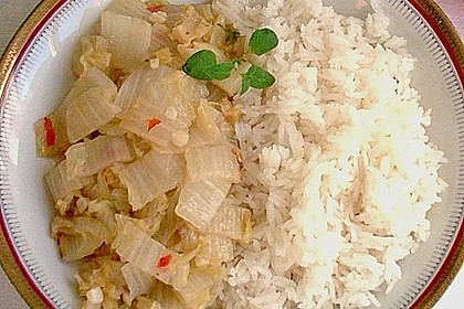 Chinakohl - Gemüse 10