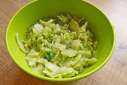 Chinakohl - Gemüse 1
