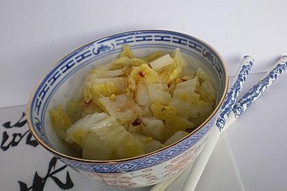 Chinakohl - Gemüse 2