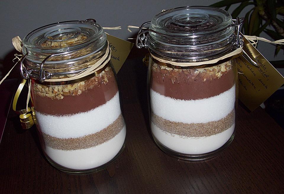 Brownie Mix Im Glas Von Famenight Chefkoch De