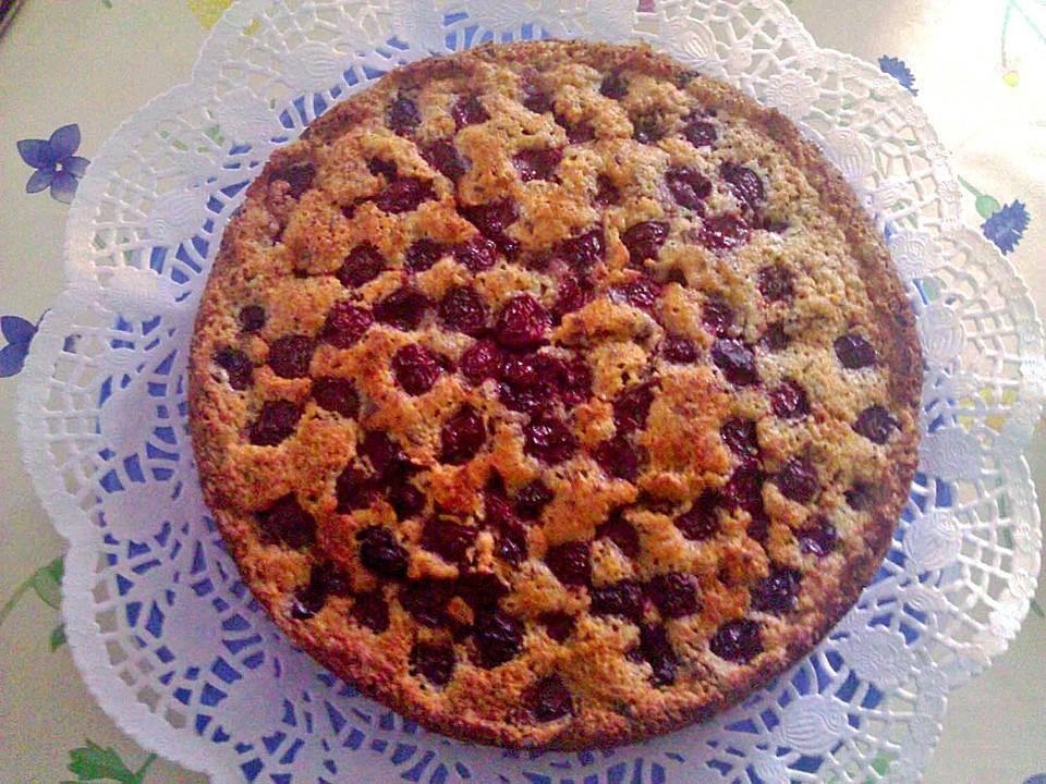 Schoko Kirsch Kuchen Von Tinchen27 Chefkoch De