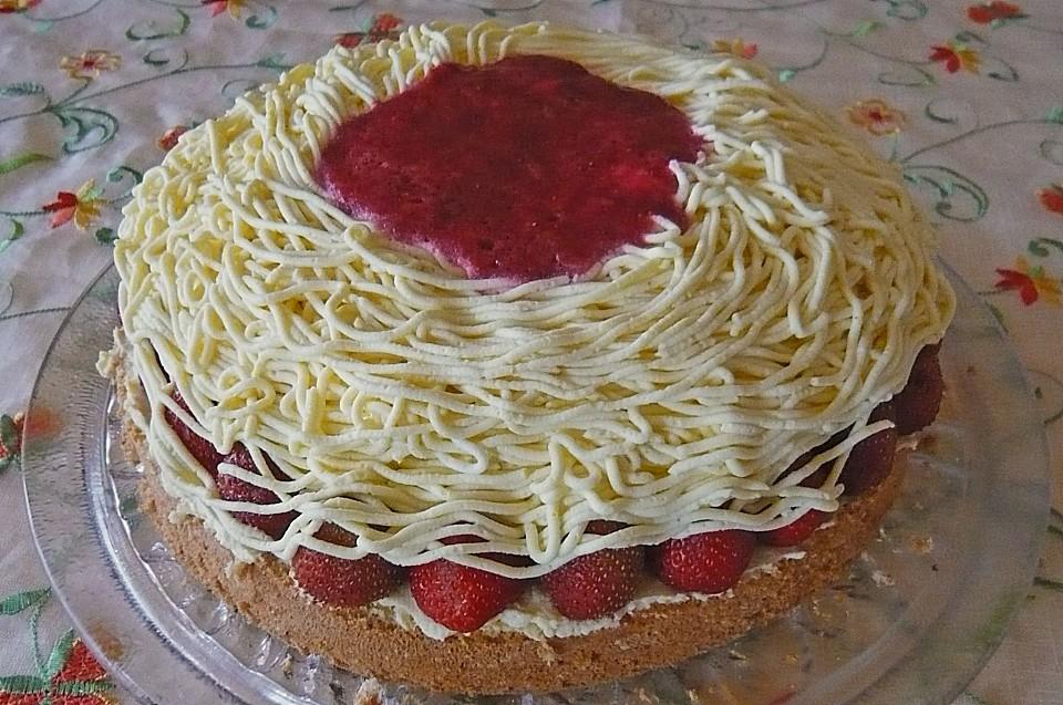 Spaghettikuchen Von Teller Chefkoch De