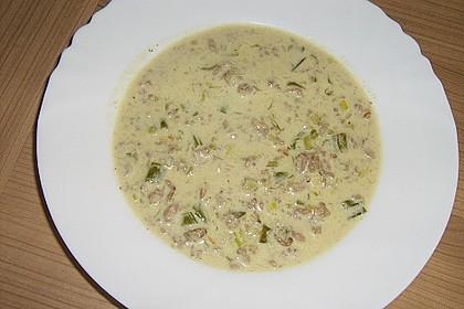 Käse - Hack - Suppe 12