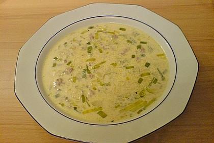 Käse - Hack - Suppe 16