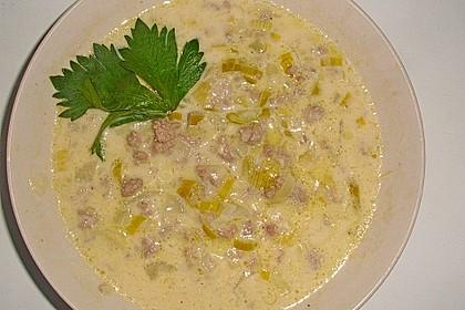 Käse - Hack - Suppe 3