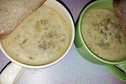 Käse - Hack - Suppe 18