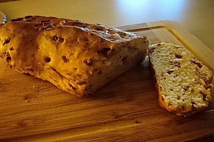 Zwiebel-Käse-Schinken-Brot 29