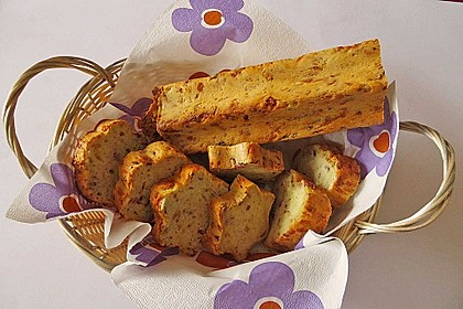 Zwiebel-Käse-Schinken-Brot 8