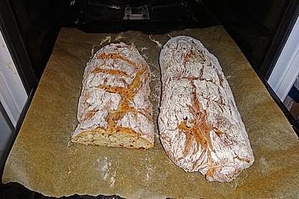 Zwiebel-Käse-Schinken-Brot 12