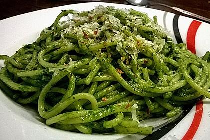 Spinat - Walnuss - Pesto 1