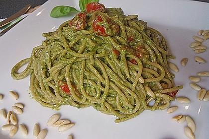 Rucola - Nuss Pesto 7