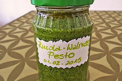 Rucola - Nuss Pesto 2