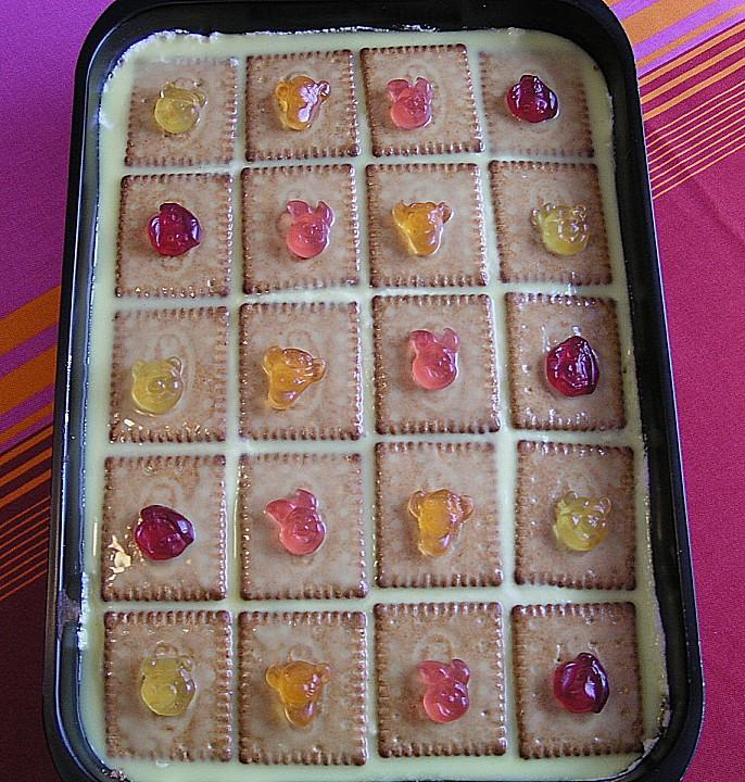 Gummibarle Kuchen Von Adriana Chefkoch De