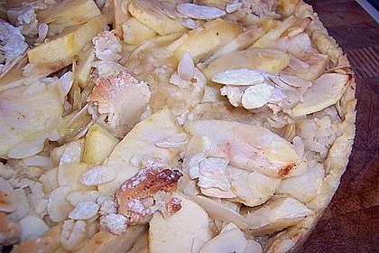 Apfel - Marzipan - Tarte 9
