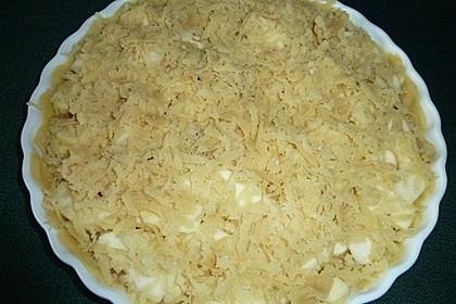 Apfel - Marzipan - Tarte (Bild)