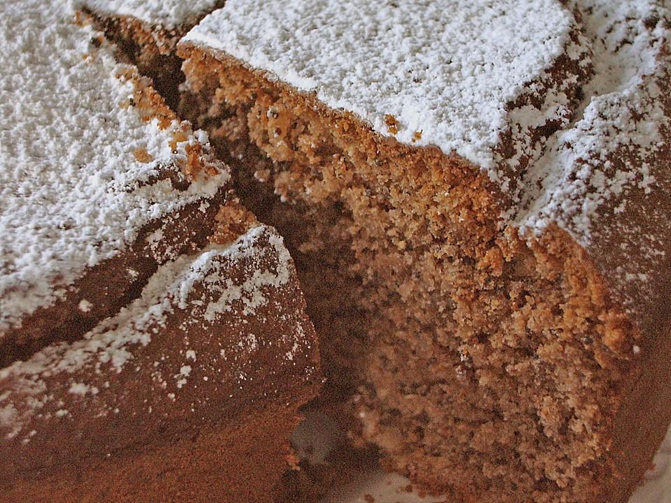 Schoko Nuss Kuchen Von Wespse Chefkoch De