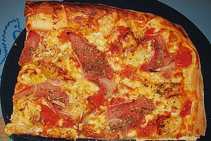 Pizzaboden - dünn und knusprig 83