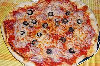 Pizzaboden - dünn und knusprig 113