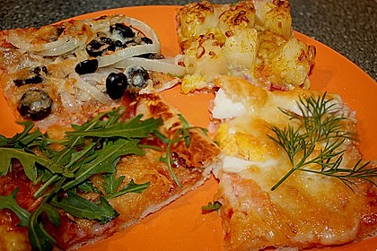 Pizzaboden - dünn und knusprig 18
