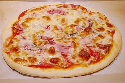 Pizzaboden - dünn und knusprig 10