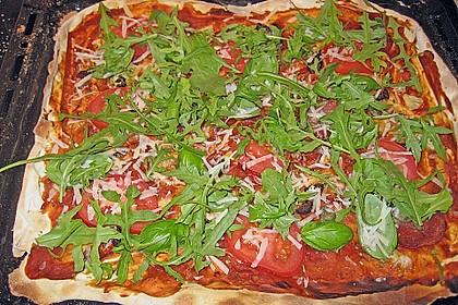Pizzaboden - dünn und knusprig 94