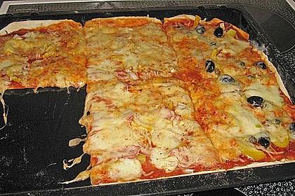 Pizzaboden - dünn und knusprig 28