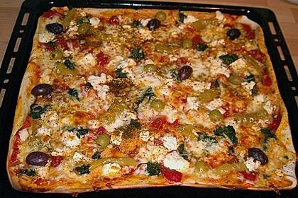 Pizzaboden - dünn und knusprig 93