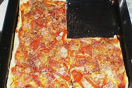 Pizzaboden - dünn und knusprig 58