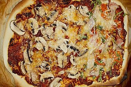 Pizzaboden - dünn und knusprig 54