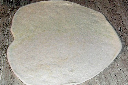 Pizzaboden - dünn und knusprig 107