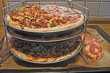Pizzaboden - dünn und knusprig 25