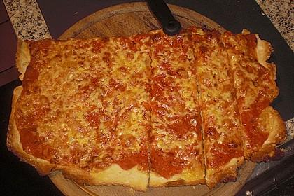 Pizzaboden - dünn und knusprig 67