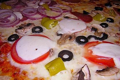 Pizzaboden - dünn und knusprig 39