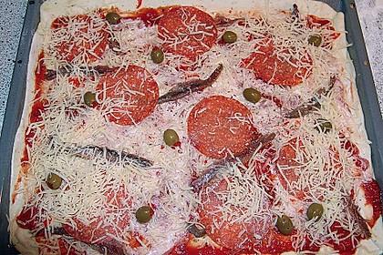 Pizzaboden - dünn und knusprig 110