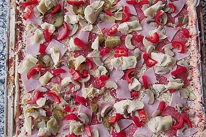 Pizzaboden - dünn und knusprig 71