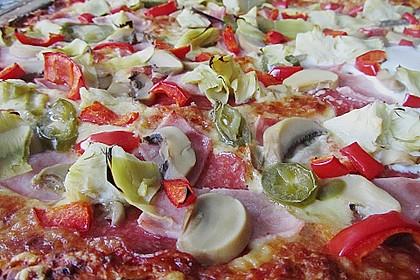 Pizzaboden - dünn und knusprig 72